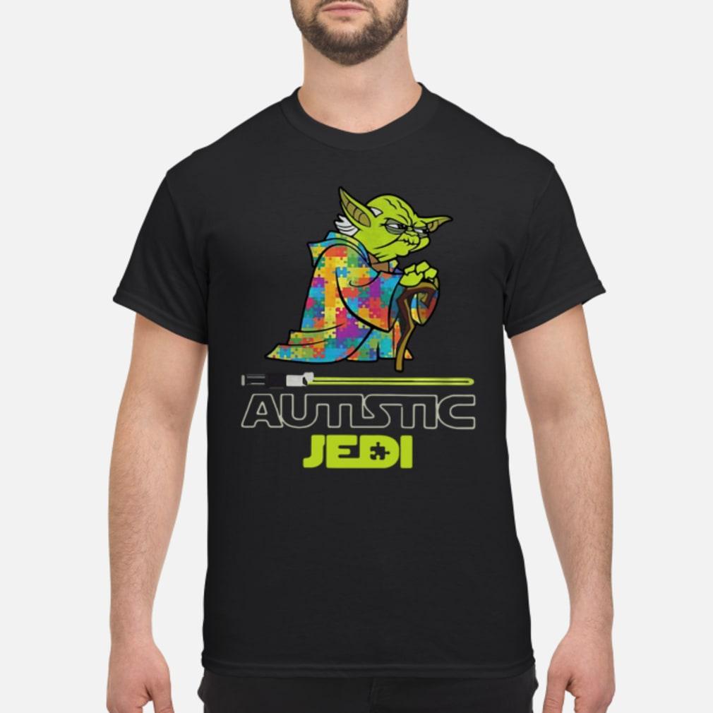 Yoda Seagulls Autism Jedi shirt