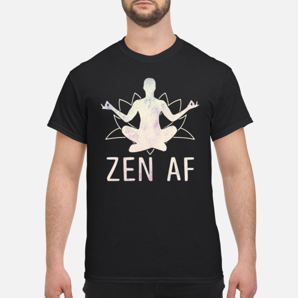 Zen AF Yoga shirt