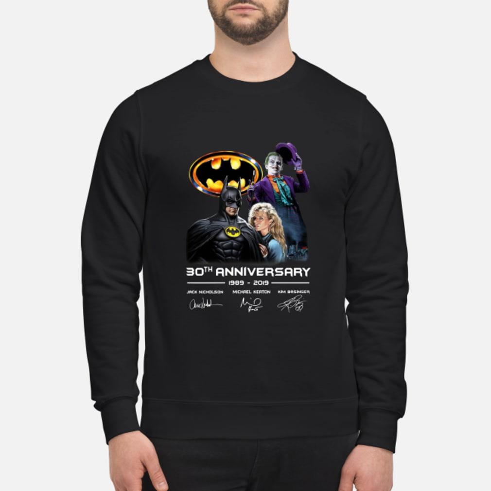 30th anniversary Jack Nicholson Michael Keaton 2019 shirt sweater