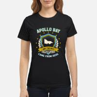 APOLLO BAY Shirt ladies tee