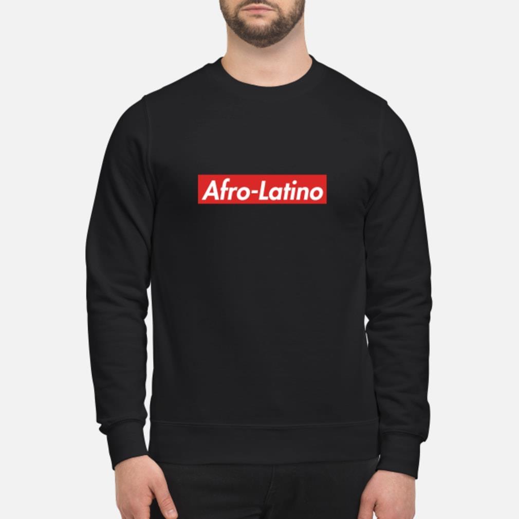 Afro-Latino Supreme shirt sweater