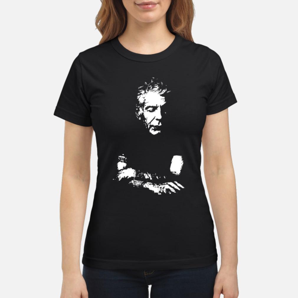 Anthony Boursdain Shirt ladies tee