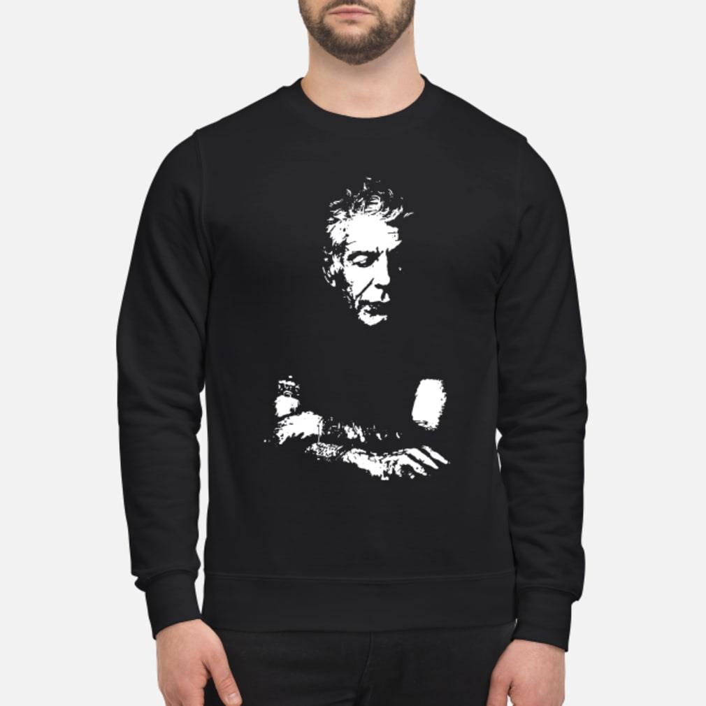 Anthony Boursdain Shirt sweater