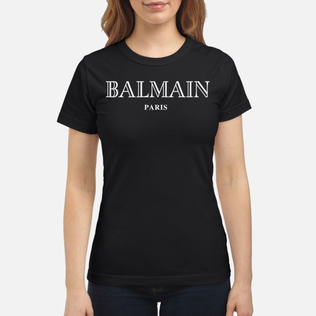 Balmain shirt Shirt ladies tee
