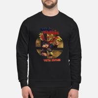 Banjo-Kazooie we're home shirt sweater