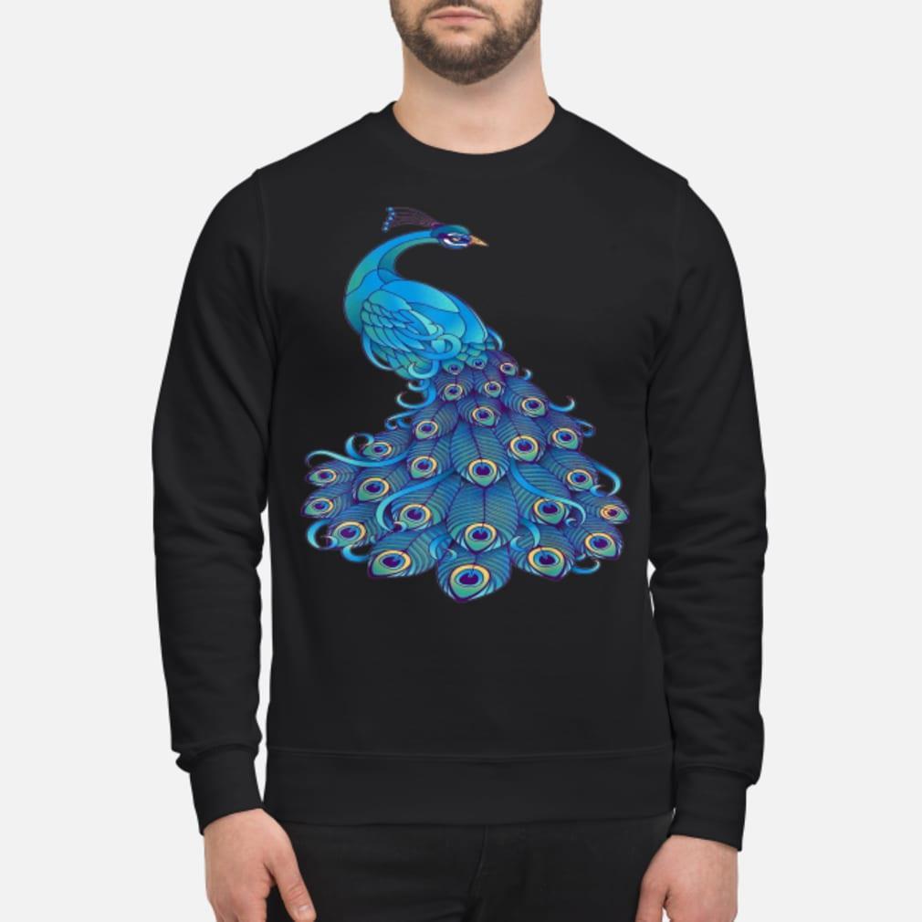 Beautiful Peacock T-Shirt sweater