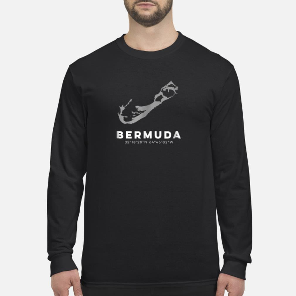 Bermuda Graphic T Shirt Long sleeved