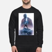 Captain America Worthy Of Thor Hammer T-Shirt sweater