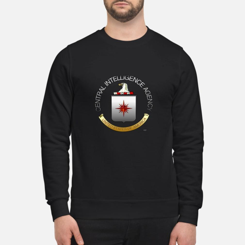 Central Intelligence Agency United States of America shirt sweater