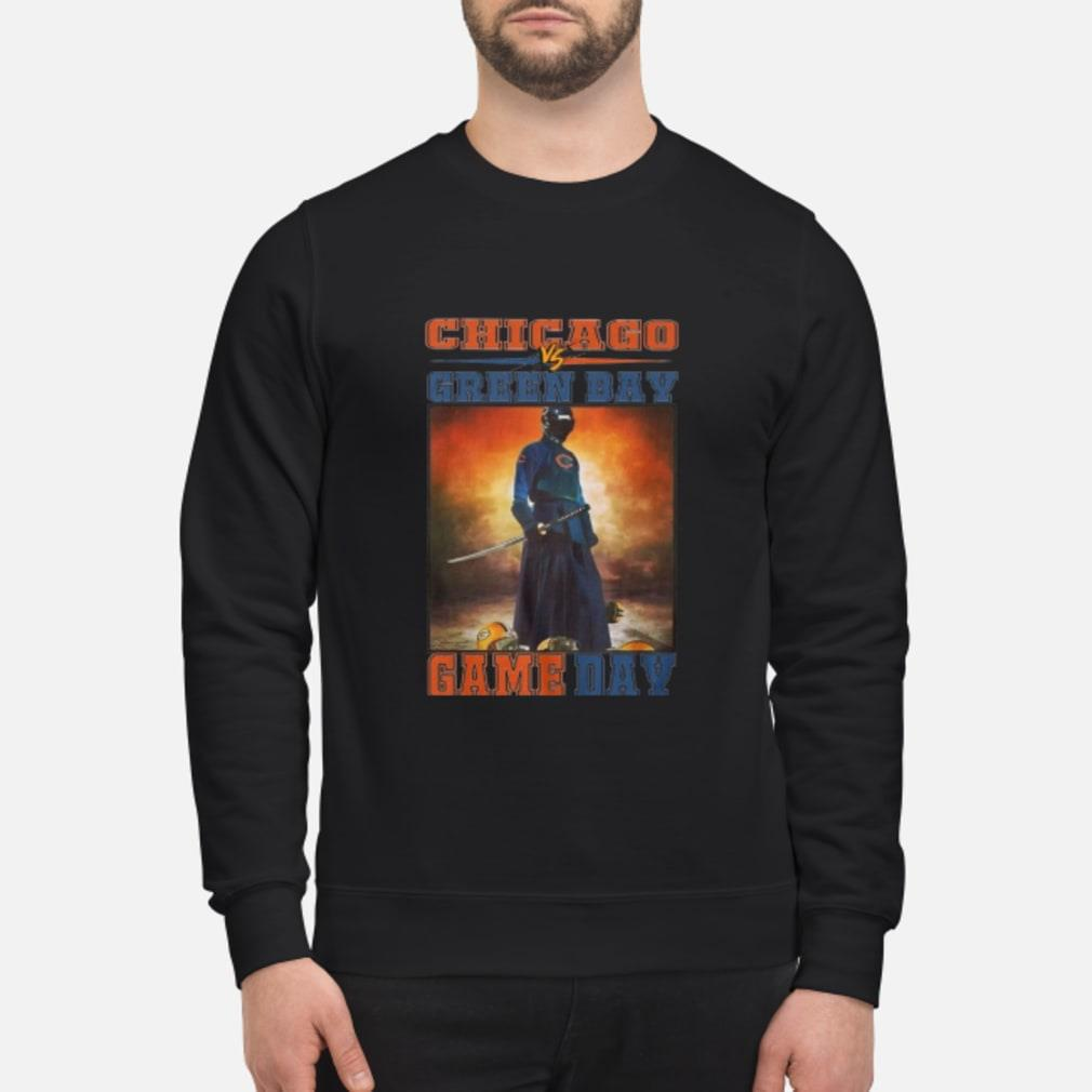 Chicago Vs Green Bay Game Day Shirt sweater