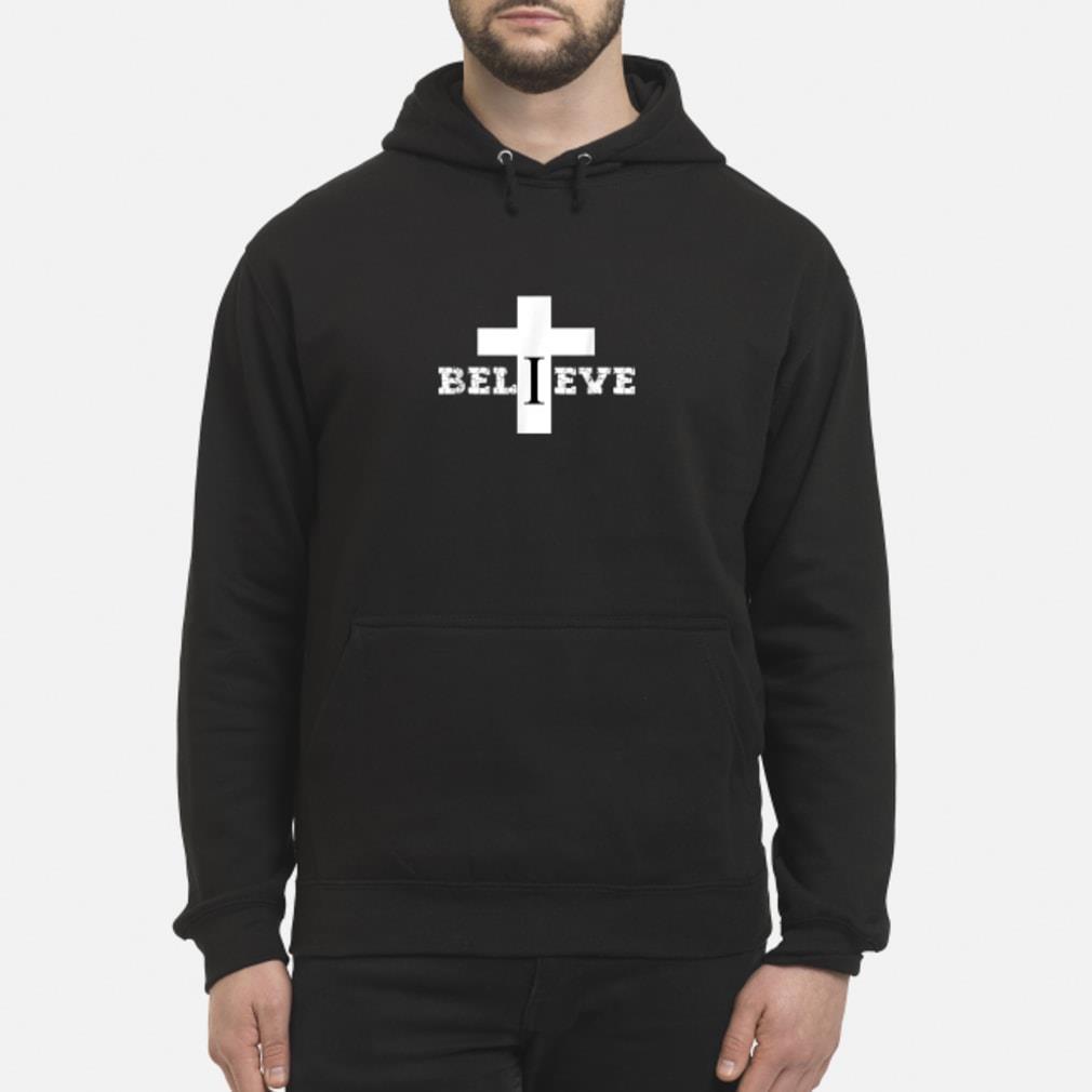 Christian T-shirt hoodie