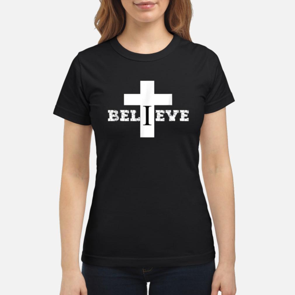 Christian T-shirt ladies tee