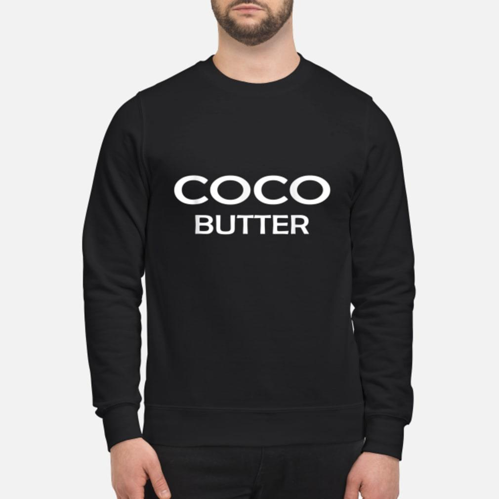 Coco butter t-shirt sweater