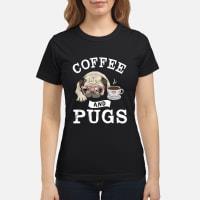 Coffee and Pucks Shirt ladies tee