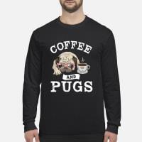 Coffee and Pucks Shirt Long sleeved