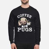 Coffee and Pucks Shirt sweater