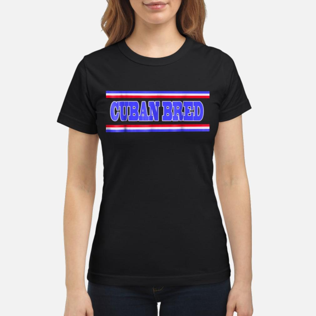 Cuban Bred T-Shirt ladies tee