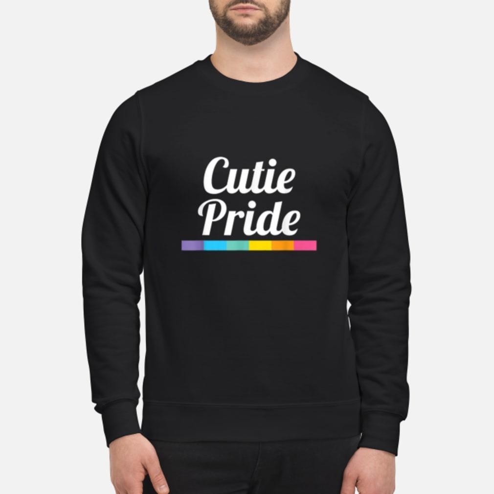 Cutie Pride Lgbtq shirt sweater
