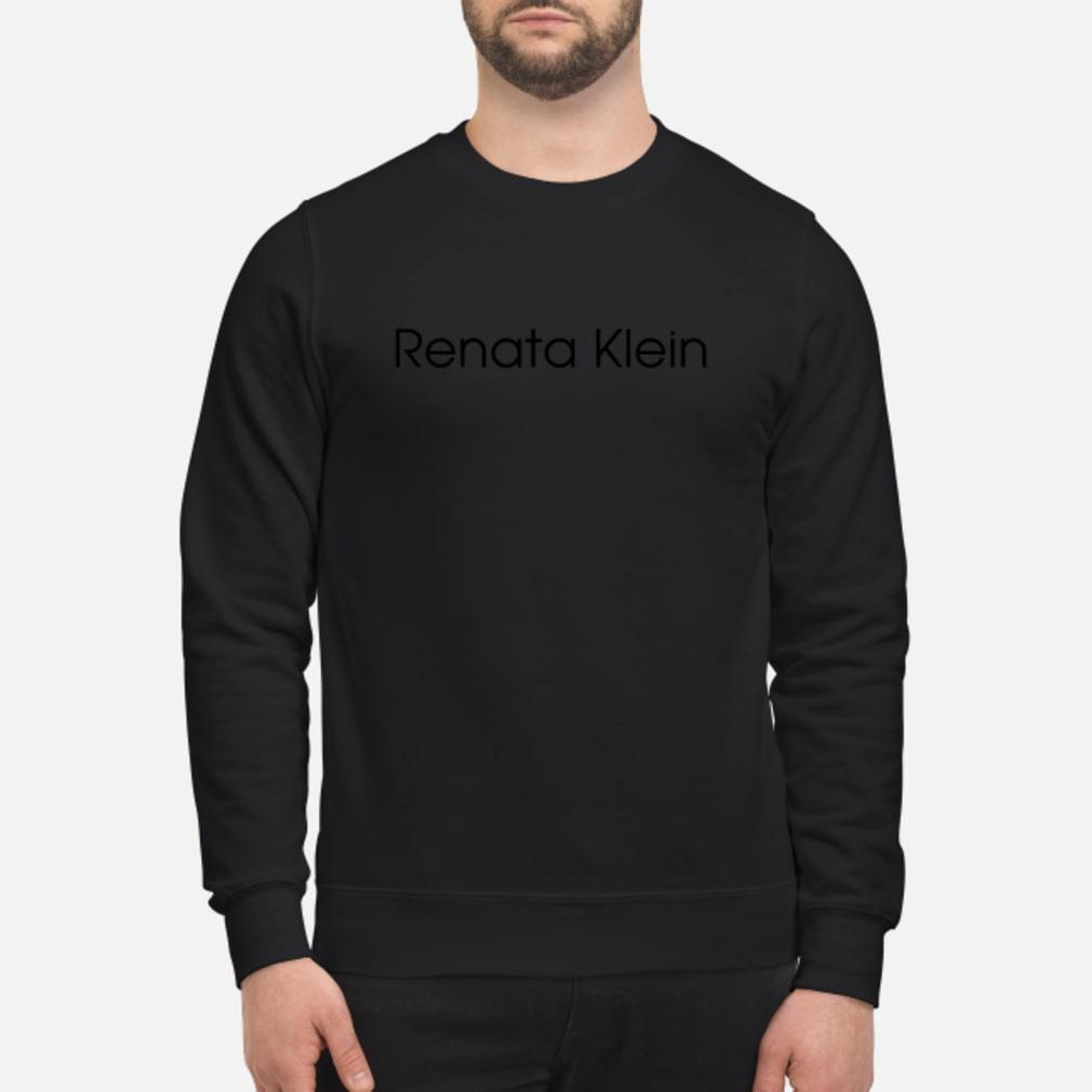 Evan Ross Katz Renata Klein shirt sweater