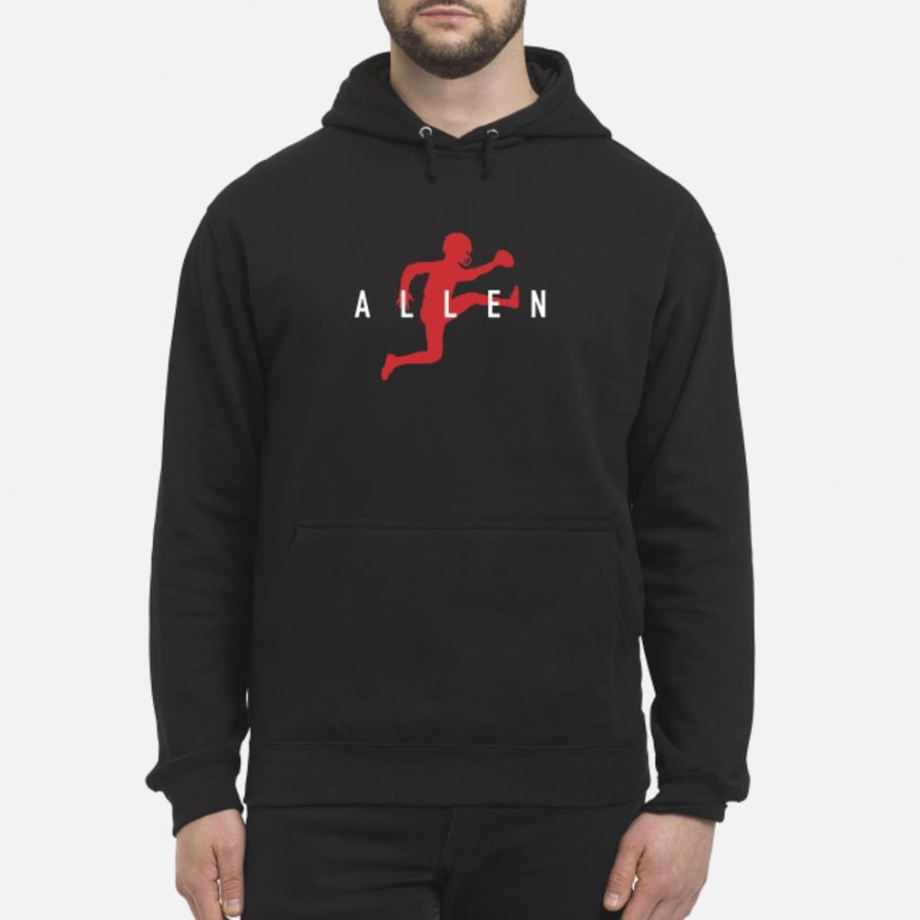 Football Air Jordan Allen shirt hoodie