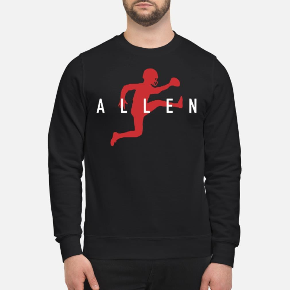 Football Air Jordan Allen shirt sweater