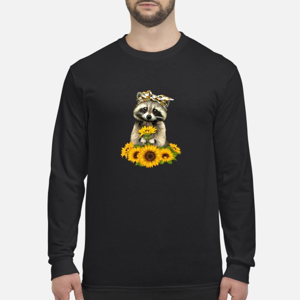 Fox and sunflower Shirt Long sleeved