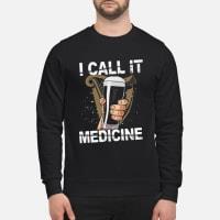 I call it medicine Guinness Shirt sweater