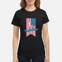 Independence Day shirt ladies tee