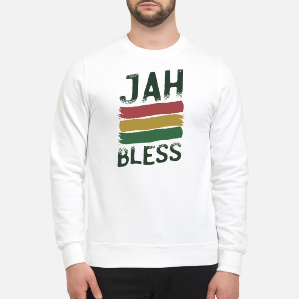 Jah bless shirt sweater