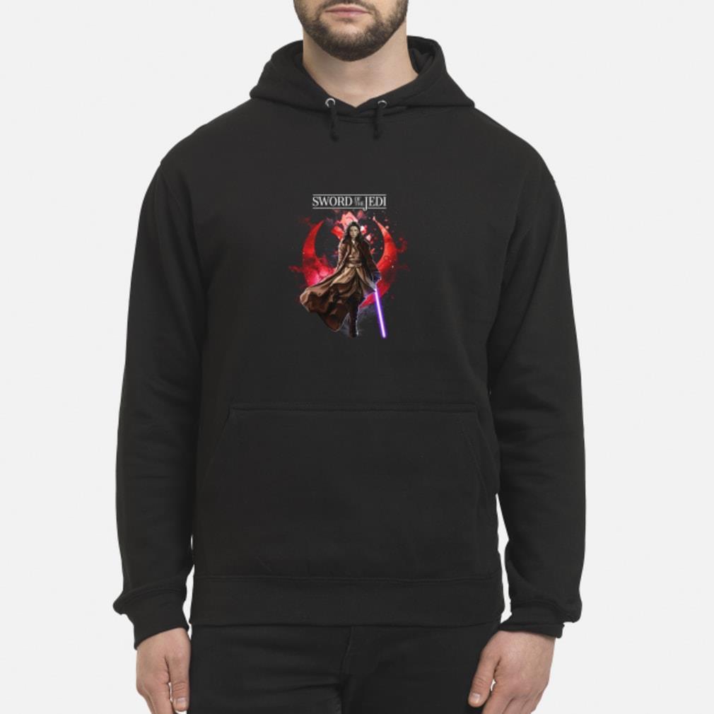 Jaina Solo Sword of the Jedi shirt hoodie