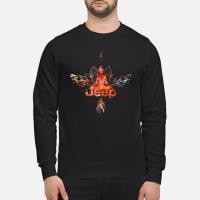 Jeep yoga Shirt sweater