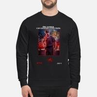 Jim Hopper One Summer Can Everything shirt sweater