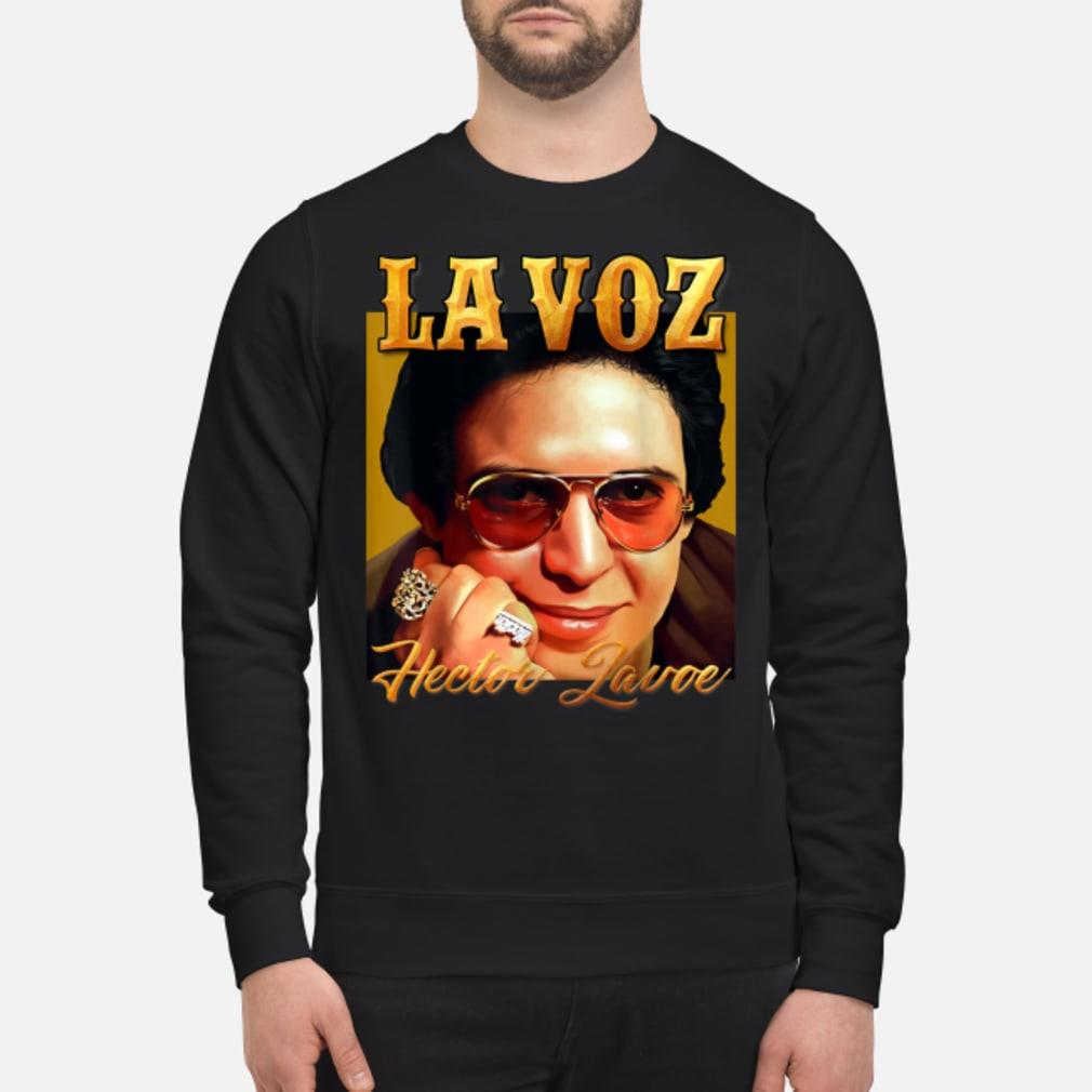 La Voz Hector Lavoe Shirt sweater