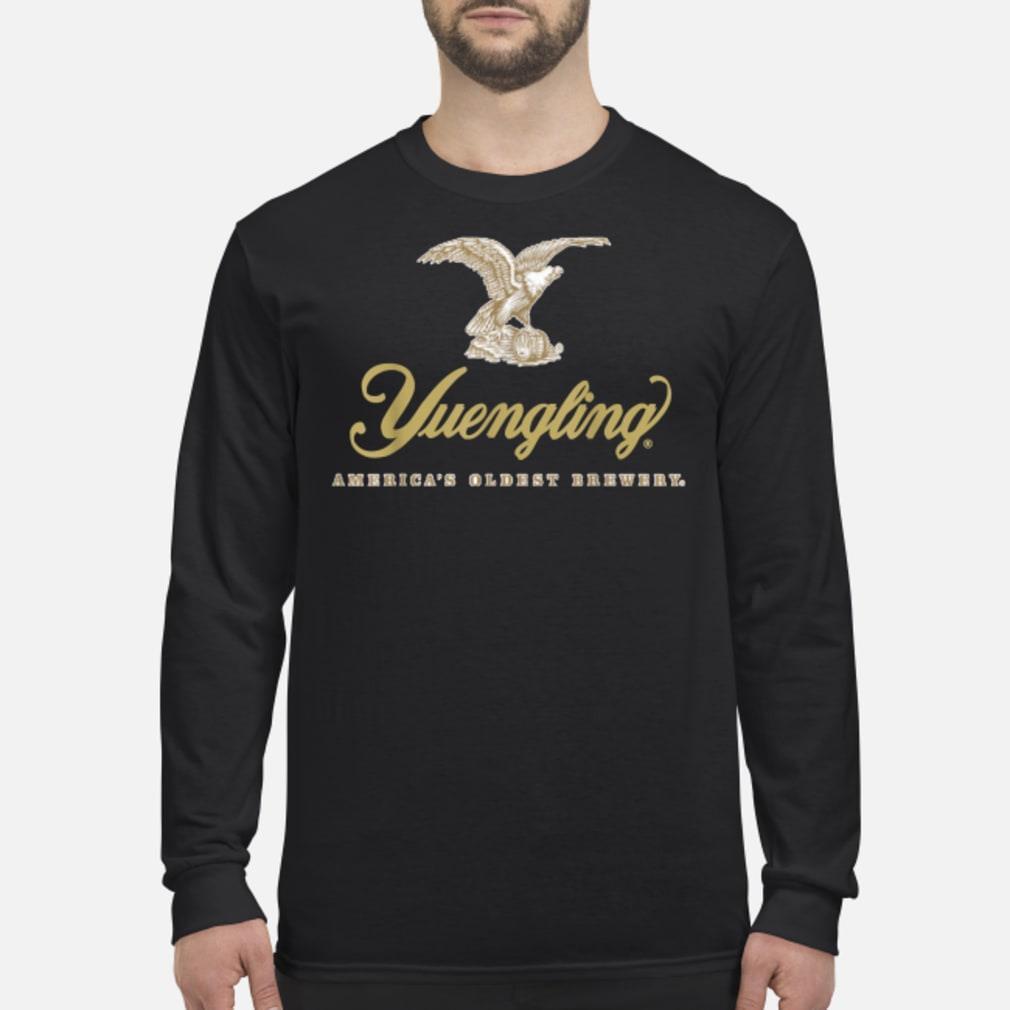 Logo Yuengling Beer Shirt Long sleeved