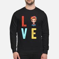 Love Frida Kahlo Shirt sweater