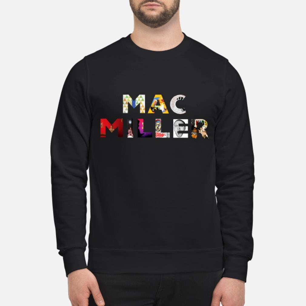 Mac Miller Thank You For The Memories Shirt sweater