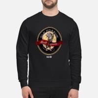 Malt liquor old possum shirt sweater