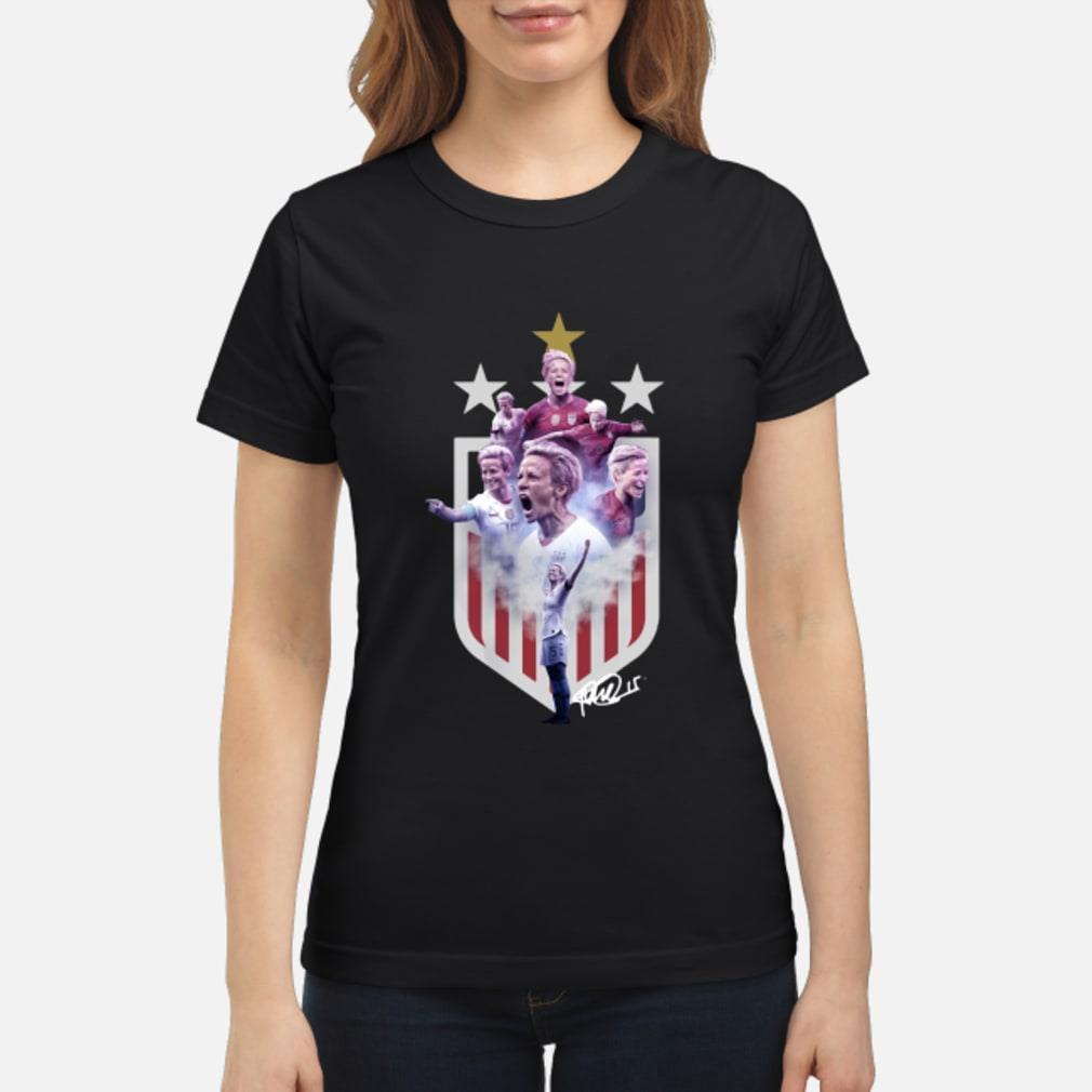 Megan Rapinoe USA Shirt ladies tee