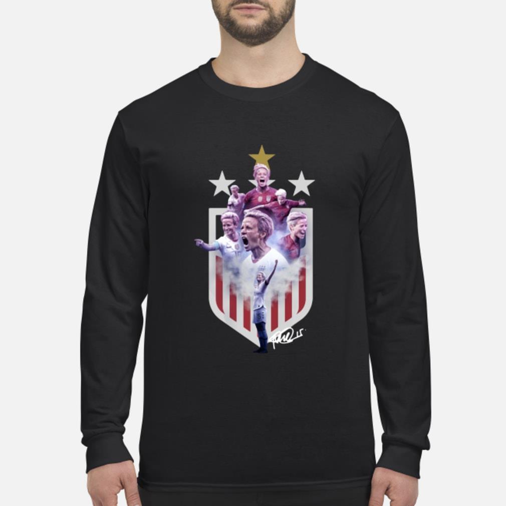 Megan Rapinoe USA Shirt Long sleeved