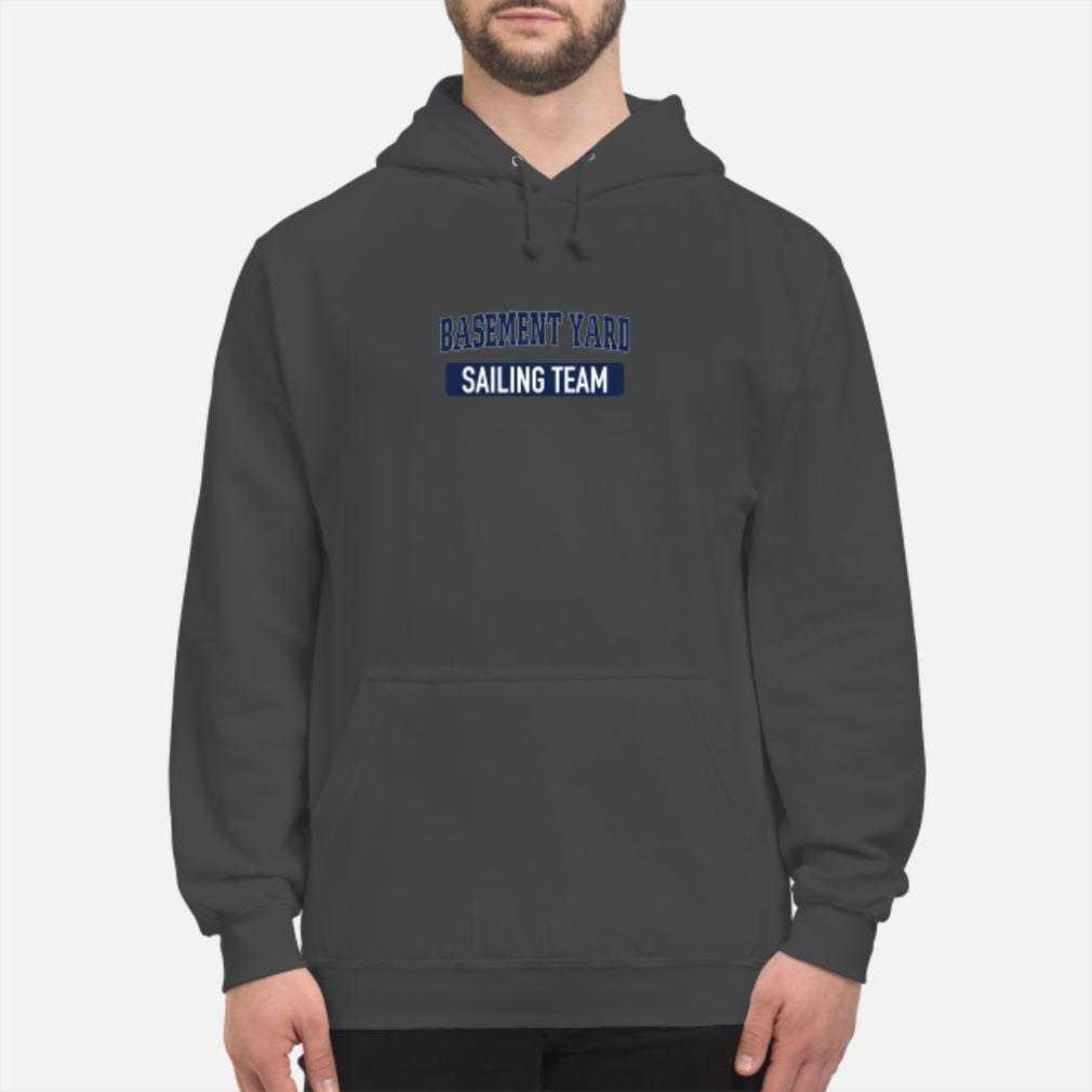 Merch Basement Yard Shirt hoodie