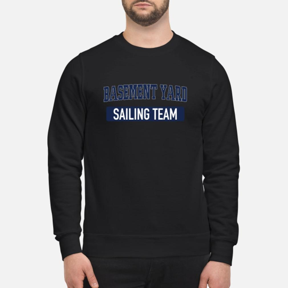 Merch Basement Yard Shirt sweater