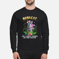Nanacat undefined shirt sweater
