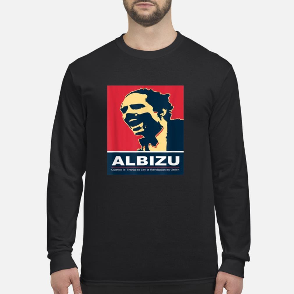 Pedro Albizu Campos T-Shirt Long sleeved