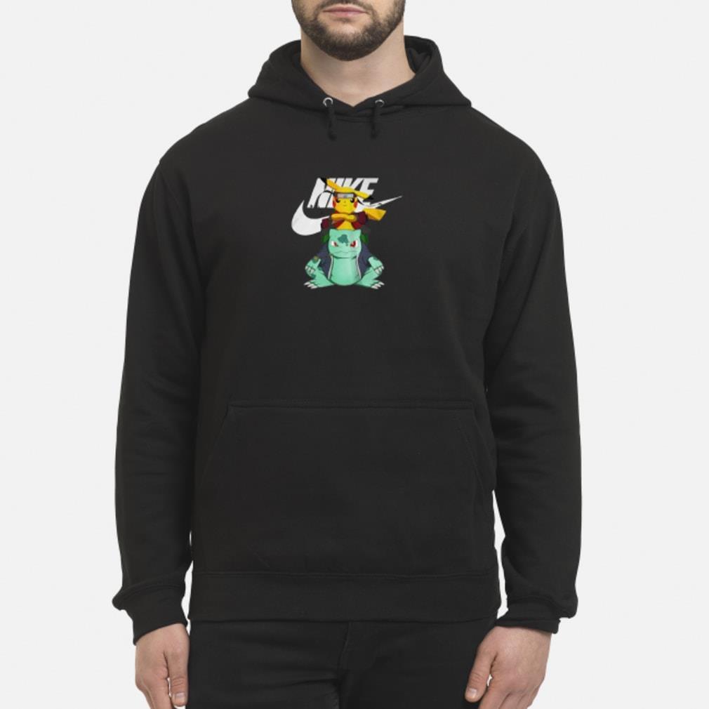 Pokemon Nike Shirt hoodie
