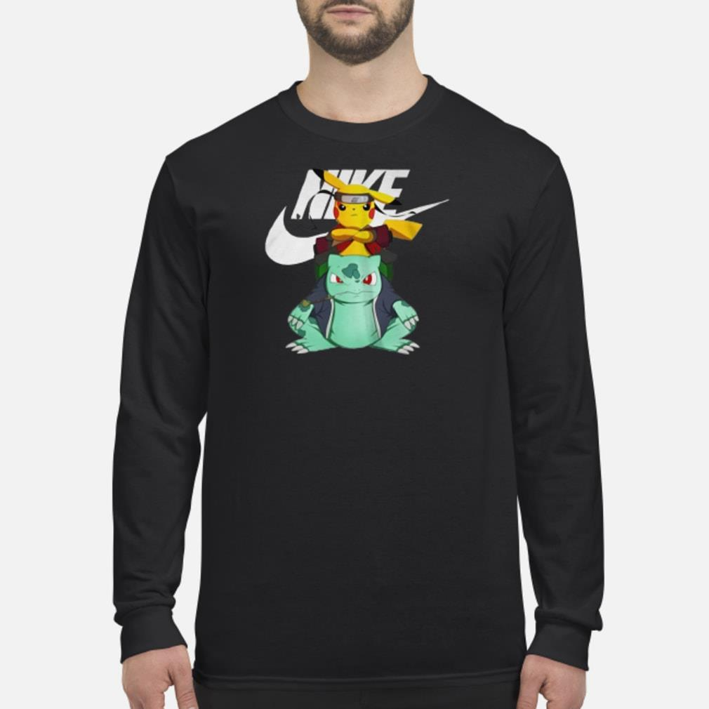 Pokemon Nike Shirt Long sleeved