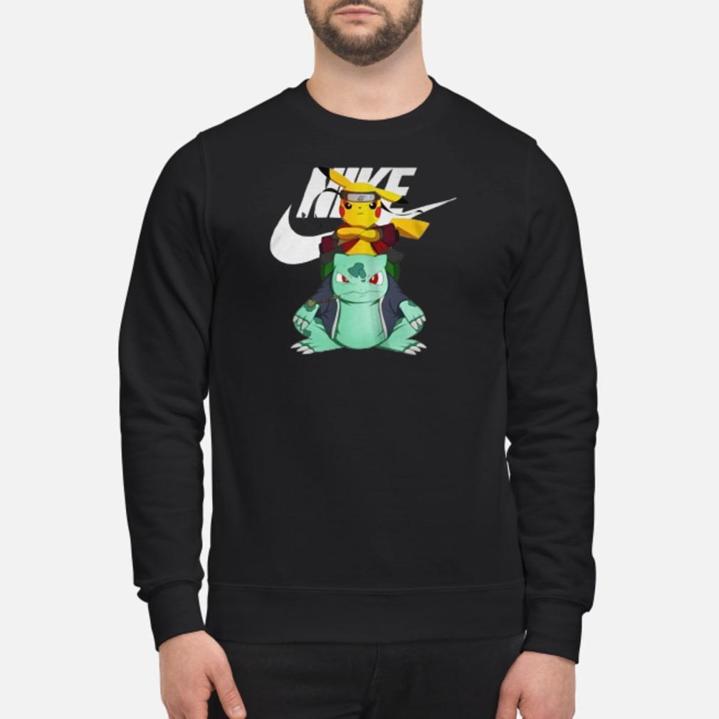 Pokemon Nike Shirt sweater