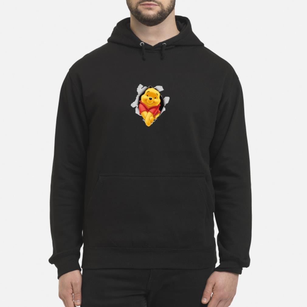 Pooh Shirt hoodie