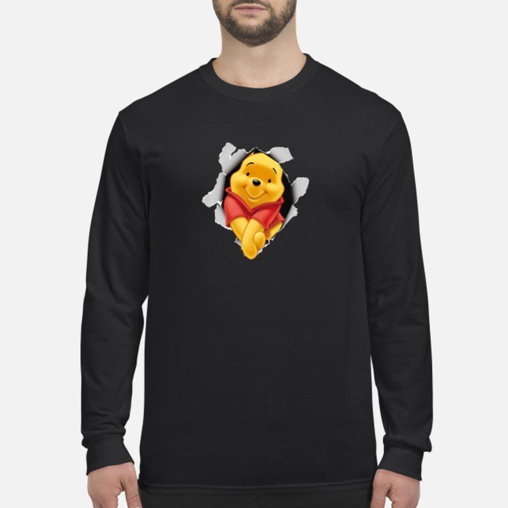 Pooh Shirt Long sleeved