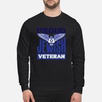Proud Jewish Veteran shirt sweater