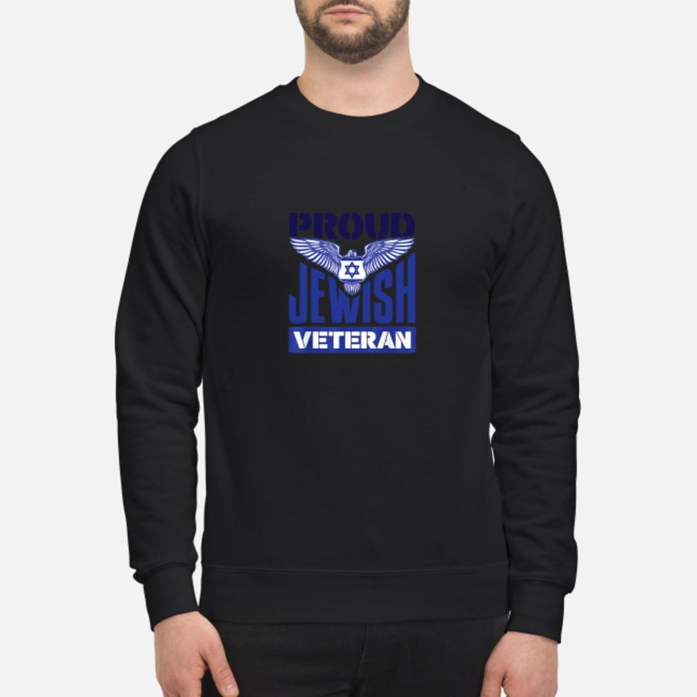 Proud Jewish veteran shirt sweater